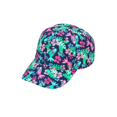 Image of Tropi-Cool Printed Kids' Cap