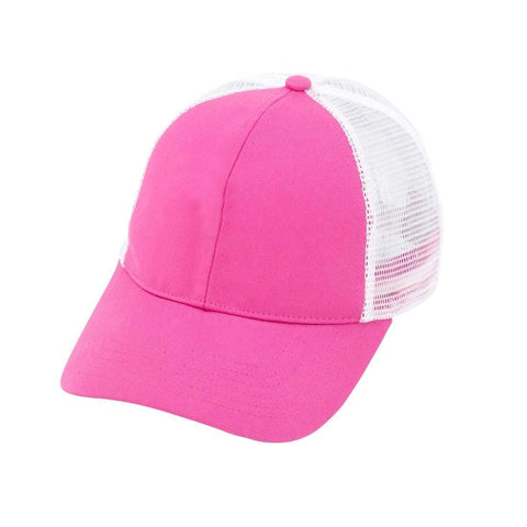 Image of Hot Pink Trucker Hat