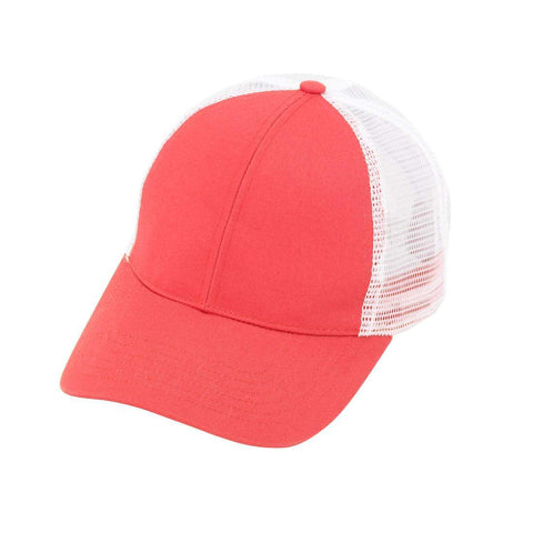 Image of Coral Trucker Hat