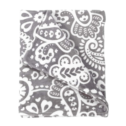 Image of Parker Paisley Blanket
