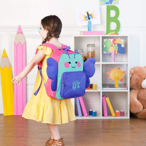 Butterfly Preschool Backpack