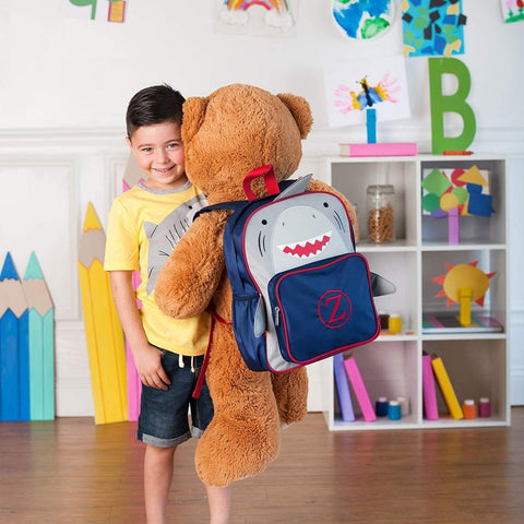 Image of Shark Preschool Backpack