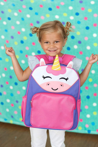 Image of Unicorn Preschool Backpack