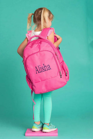 Hot Pink Backpack
