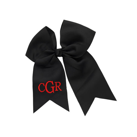 Image of Black Hair Bow