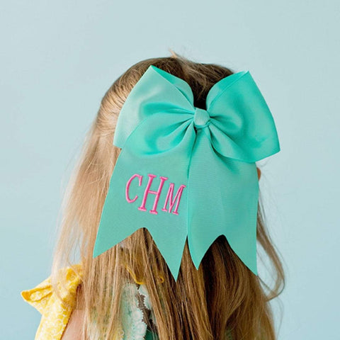 Image of Mint Hair Bow