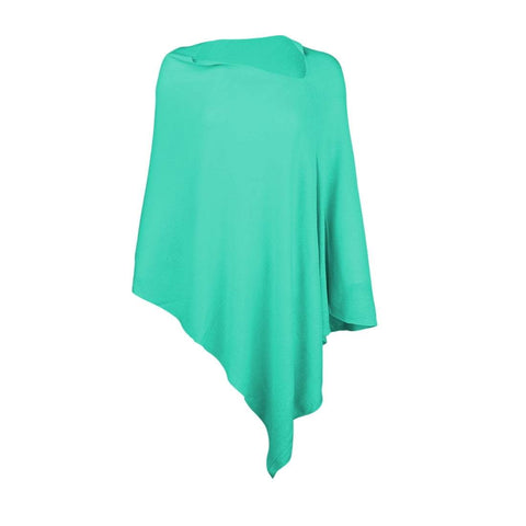 Image of Mint Chelsea Poncho