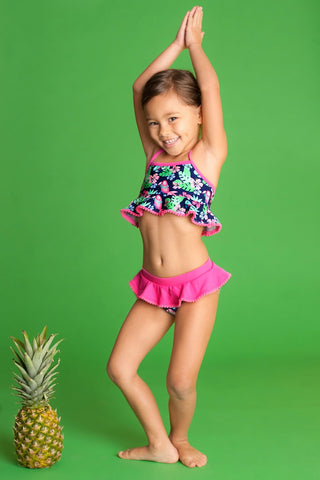 Image of Tropi-Cool Girl's Swim Set