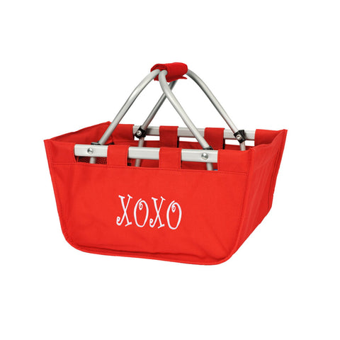 Image of Mini Red Market Tote