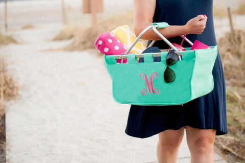 Image of Mint Market Tote