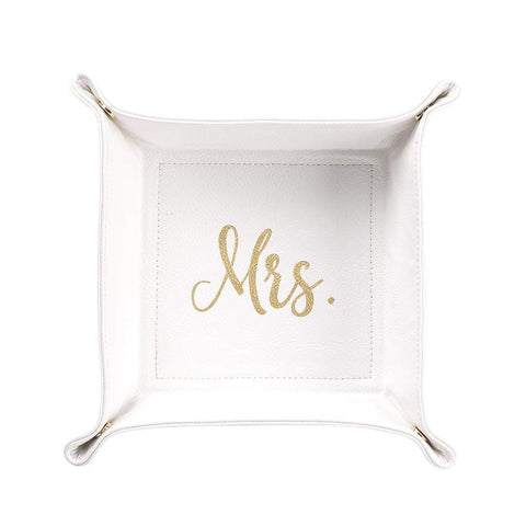 Creme Mrs. Trinket Tray