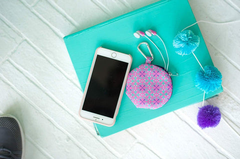 Image of Lila Earbud Case