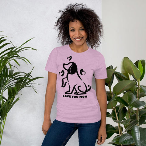 Image of Love You Mom T-Shirt