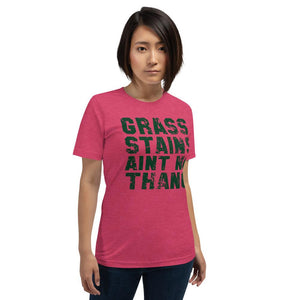 Grass Stains Ain't No Thing Short-Sleeve T-Shirt