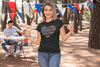 July 4th Heart Rhinestone T-Shirt