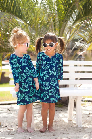Image of Totally Turtle Girls' Tunic