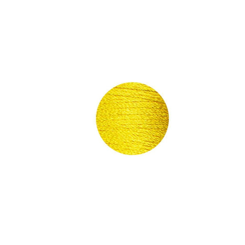 Thread Yellow Super Brite Polyester 40 5000m Cone
