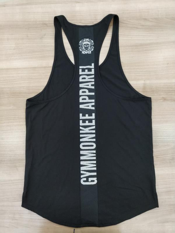 Gym Monkee - Stealth Vest BACK