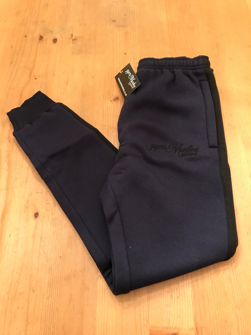 Gym Monkee - Navy Joggers