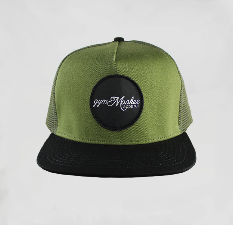 Gym Monkee - Khaki Snapback