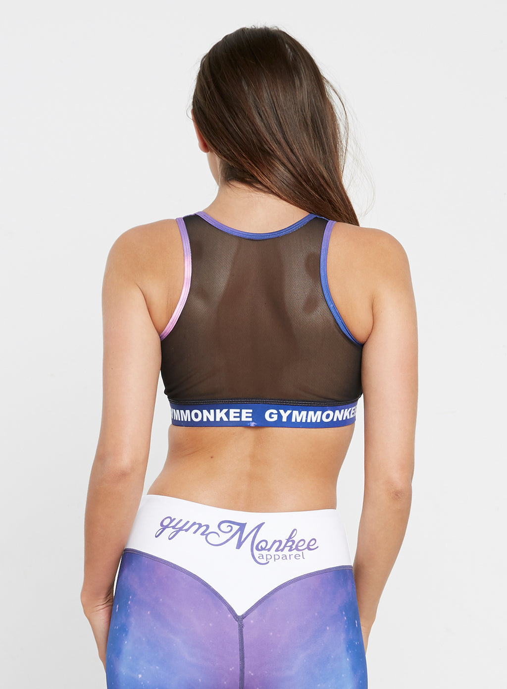 Gym Monkee - Polaris Sports Bra REAR