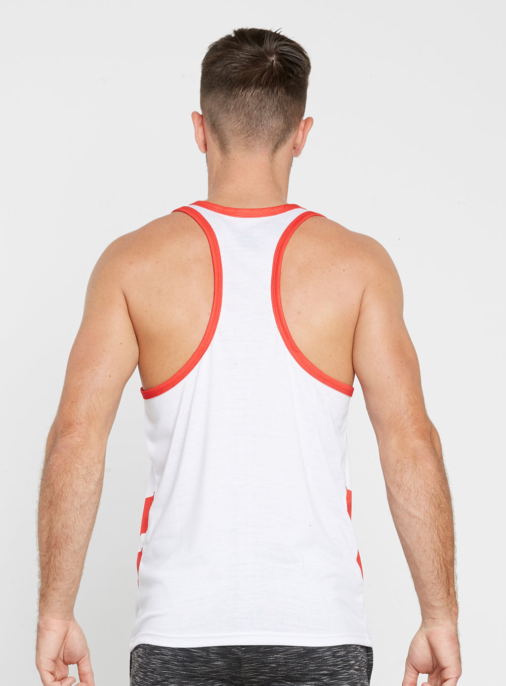 Red Sublimated Vest