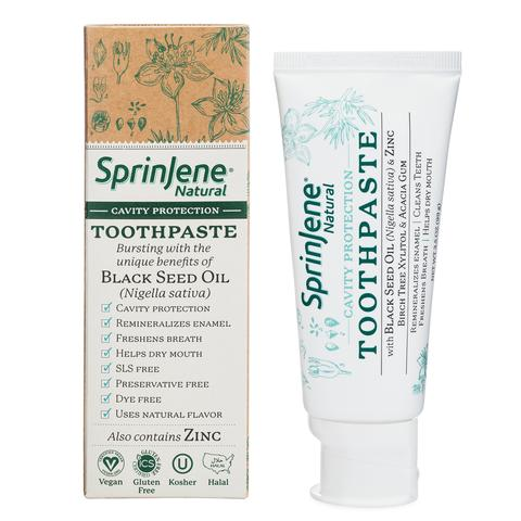 A Natural Toothpaste for All Your Dental Needs