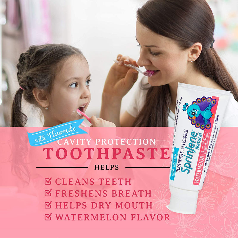 Can Children Use Adult's Toothpaste?
