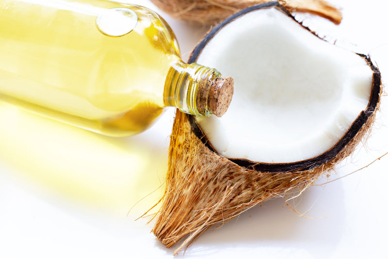 Coconut Oil Benefits in Oral Health