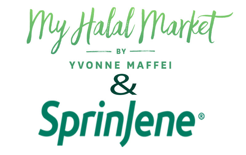 SprinJene and My Halal Market Announce New Partnership