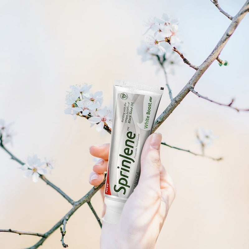 SIMPLY WHITE NATURAL TOOTH PASTE