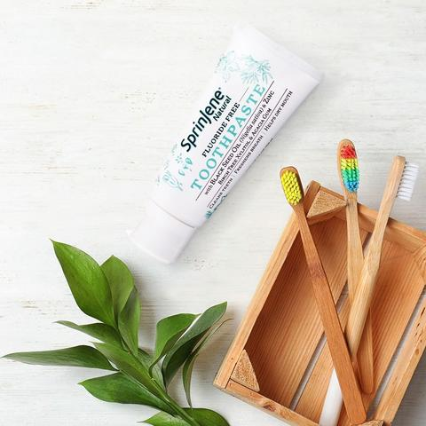 Is Natural Toothpaste as Effective as the Regular One?