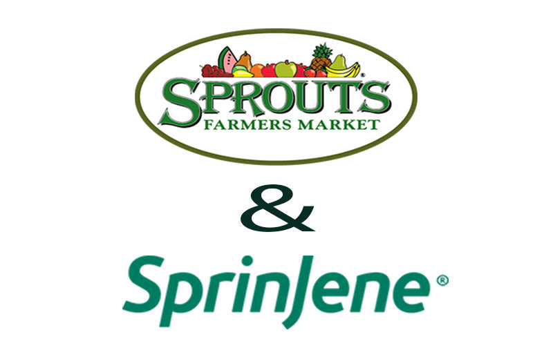 SprinJene Announces Expansion to More Than 300 Sprouts Farmers Market Stores During National Smile Week