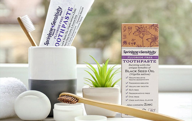 How Does Natural Toothpaste Work?