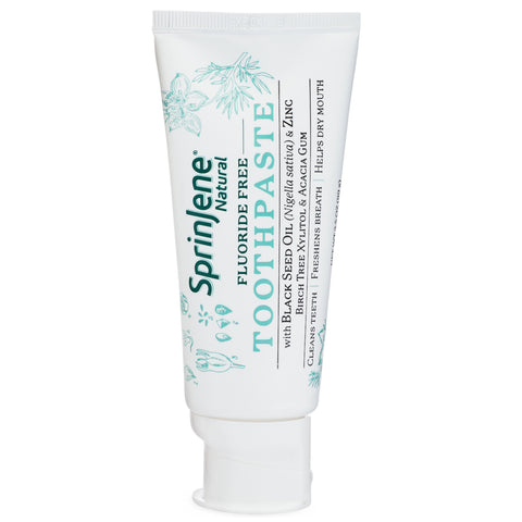 SprinJene Natural® Cavity Protection Toothpaste