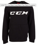 CCM Fleece Crew Neck