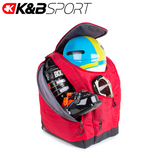 K & B Ski Boot BackPack