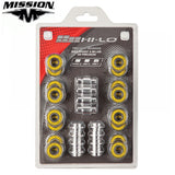 Mission Hi-Lo ABEC 7 Bearings