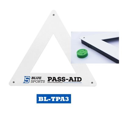 Triangular Pass-Aid