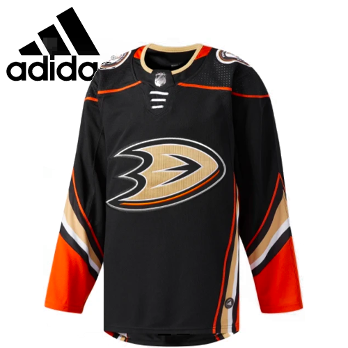 ADIDAS NHL PRO AUTHENTIC JERSEY- ANAHEIM (HOME JERSEY)