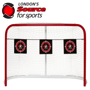 Bungee Hockey Net Targets