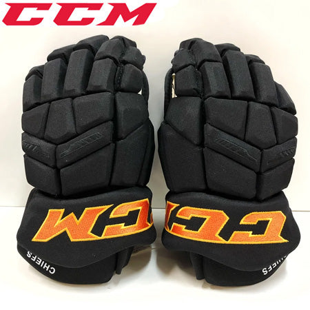 CCM HG65C Custom Jr. - Chiefs