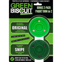 Green Biscuit 2 Pack