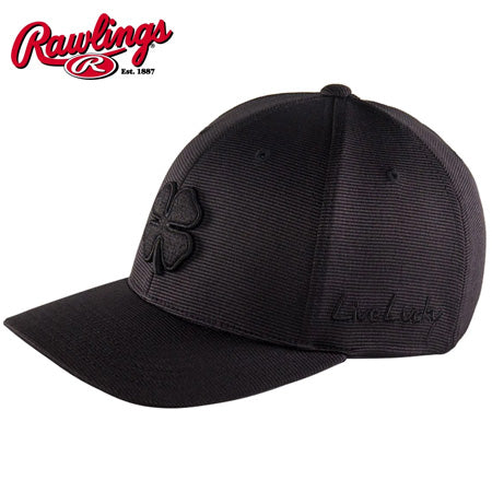 Rawlings Black Clover Fitted - Black-Out