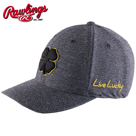 Rawlings Black Clover Fitted - Grey