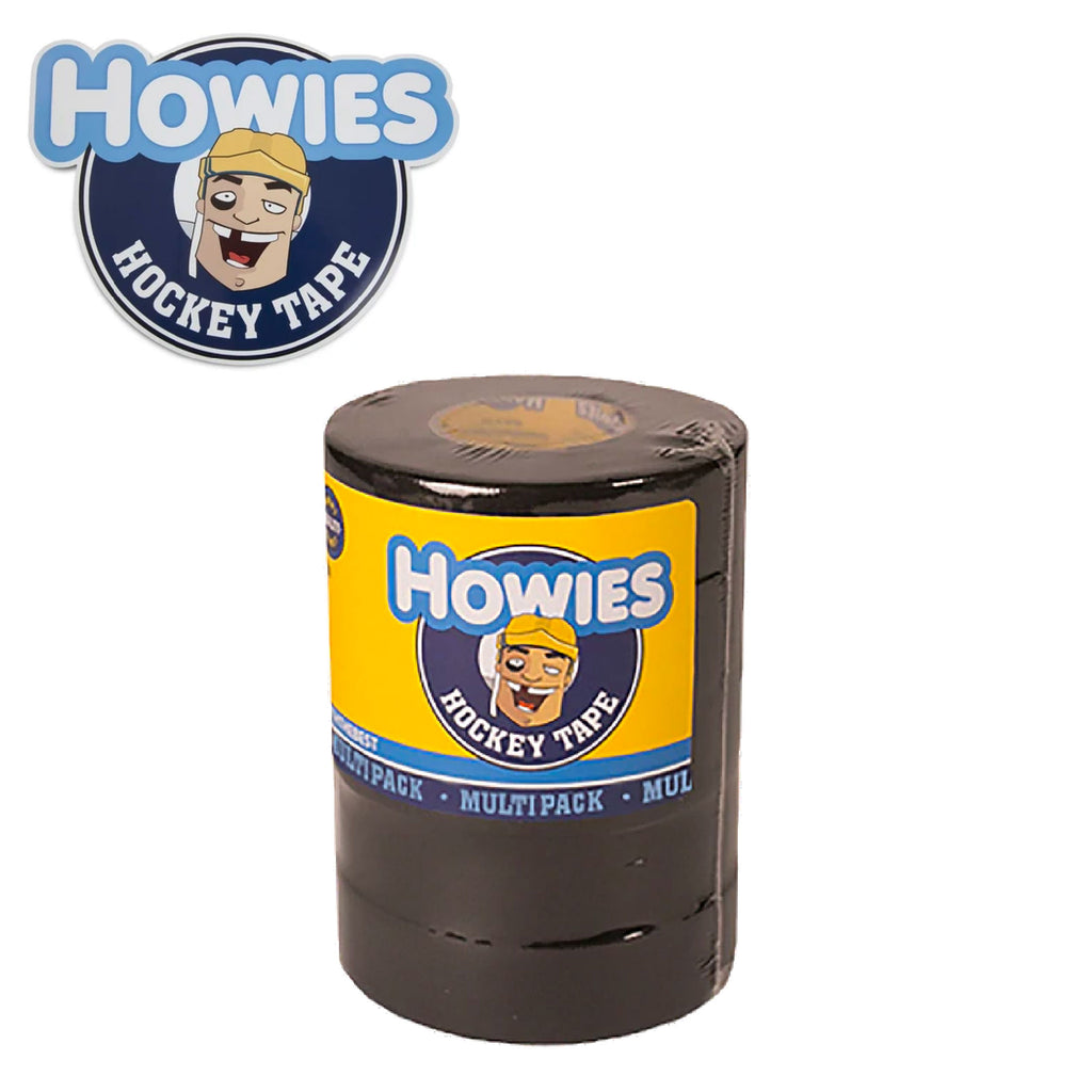 Howies 5-Pack Black Tape