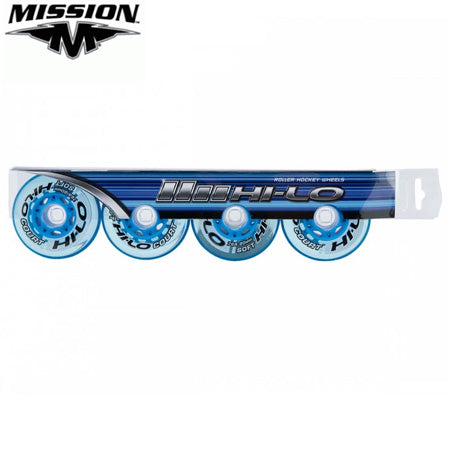 Mission Court Wheel - 4-Pack