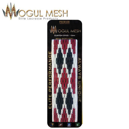 Mogul Semi-Soft Argyle Mesh Kit
