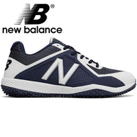 New Balance T4040 V4 - Navy / White