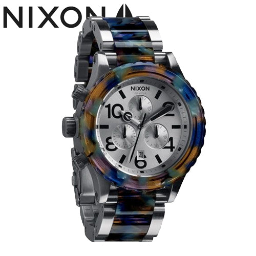 Nixon 42-20 Chrono Watercolour Acetate